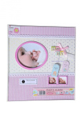 Baby Photo Frame - Infant Newborn Little Princess Grl Baby's First Photo Pink Picture Special Moments Frame