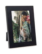 Philip Whitney Black Wooden 4x6 Picture Frame