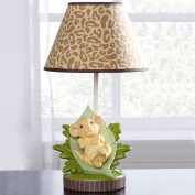 Disney Simba Lion King Lamp Base and Shade for Baby Nursery Jungle Theme