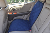 Rumbi Baby Bucket Seat Protector Pad for Carseats with a Lifelong Promise. Blue.