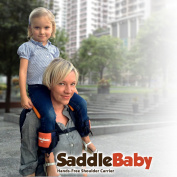 SaddleBaby Shoulder Carrier-UNI Model