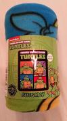 Teenage Mutant Ninja Turtles Fleece Throw