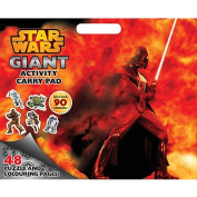 Star Wars Giant A3 Activity Pad