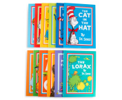 Dr Seuss 12 Books in a Bag