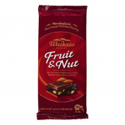 Waikato Valley Chocolates Fruit and Nut Tab 200g