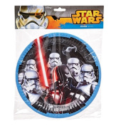 Star Wars Classic Plates 8 Pack
