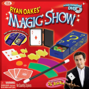 Ideal Ryan Oakes' 25-Trick Magic Show