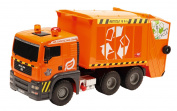 Dickie Toys Pump Action Garbage Truck, 50cm