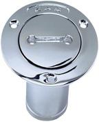 Perko 0520DPGCHR 2.5cm - 1.3cm Hole Chrome Marine Fuel Fill