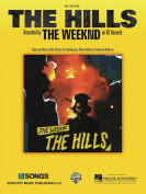 The Weeknd - The Hills - Sheet Music Single