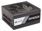 Corsair RMi Series, RM650i, 650 Watt (650W), Fully Modular Power Supply, 80+ Gold Certified, 10 year warranty
