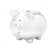 babuqee Piggy Bank (Silver)