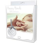 Xplorys Happy Hands Baby Hand Print Ornament Kit