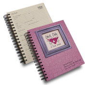 Girls Only, A Teen Journal - Pink Hard Cover