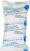 Coolike Cut Hair Removal Refill Wipes, White - 100-Piece