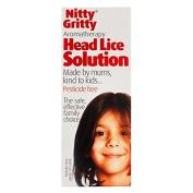 Nitty Gritty Head Lice Solution 150ml
