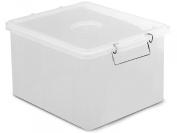 Giganplast Box Plastic White