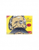 Grey Aristocrat Moustache