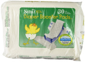 Select kids booster pads nappy doubler pack/30