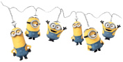 Spearmark Bob/Kevin and Stuart Minions String Lights - Yellow