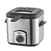 Igenix IG8012 Stainless Steel Mini Fryer, 1.2 Litre