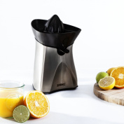 Duronic Silver JE6SR Citrus Juicer with Drip Free Spout