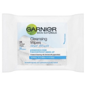 Garnier Skin Naturals Fresh Essentials 25 Ultra-Cleansing Wipes