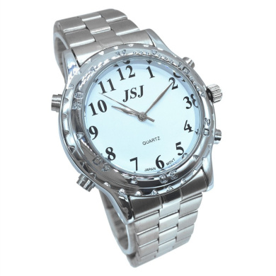 English Talking Watch for Blind People or Visually Impaired People