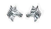 Elements, Silver Horses Head Stud