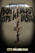 GB eye The Walking Dead Keep Out Maxi Poster, Multi-Colour