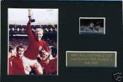 1966 World Cup BOBBY MOORE Football Sports Film Cell m
