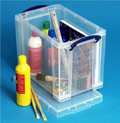 19 litre LARGE Really Useful clear storage box *MEGA BOX DEAL 1 FOR £13*