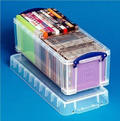 6.5 litre Really Useful clear storage box *MEGA BOX DEAL 1 FOR £8*