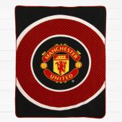 Official Football Club Bullseye Fleece Blanket / Throw