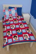 One Direction Craze Single Rotary Duvet Set