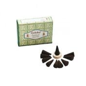 Goloka Patchouli Incense Cones 10/count