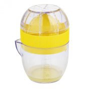 Trudeau Half Cup Citrus Juicer in Varied Colours, Yellow/ Green