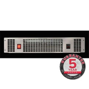 CDA APH01SS 2 Kilowatt Plinth Heater in Stainless Steel