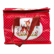 Heidi Polka Dot Lunch Bag : TOTE007