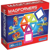 Magformers Building and Construction Toy Set