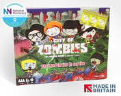 City of Zombies Maths Board Game