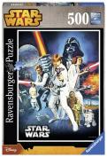 Ravensburger Star Wars Episode I-VI a New Hope Jigsaw Puzzle