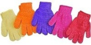 The Spoiled Mama Exfoliating Gloves