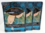Macadamia Natural Oil Multi Pack Offer 3 X Macadamia Oil Extract Deep Moisturising Foot Pack Socks Treatment Deep Moisturising