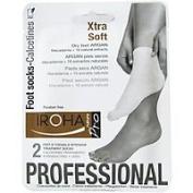 Xtra Soft Argan Oil Foot Socks