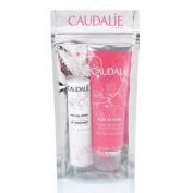 Caudalie Lips Conditioner Stick and Rose de Vigne Hand and Nail Cream Winter Duo