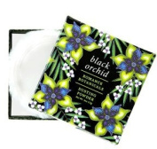 Luxurious Black Orchid Romance Botanicals Dusting Powder with Puff