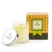Agraria San Francisco Crystal Cane Candle, Lemon Verbena