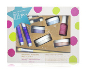 Luna Star Naturals Klee Girls 7 Piece with Bonus Bamboo Brush Up and Away Gift Set