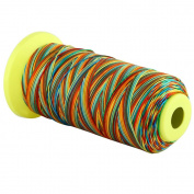 Navifoce Round Tower String Multicolor Braided Jewellery Cord Crafts Beading Twine
